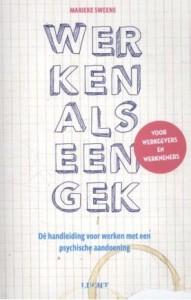 Boek 'Werken als een gek'