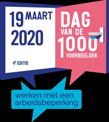 Dag van de 1000 Voorbeelden 2020